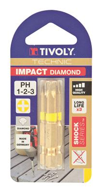 SET BITS PHILIPS IMPACT DIAMANT