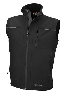 7575 SOFTSHELL BODYWARMER