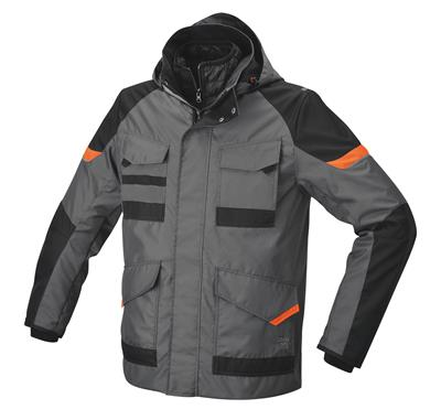 7734 MULTIFUNCTIONELE ANORAK JAS