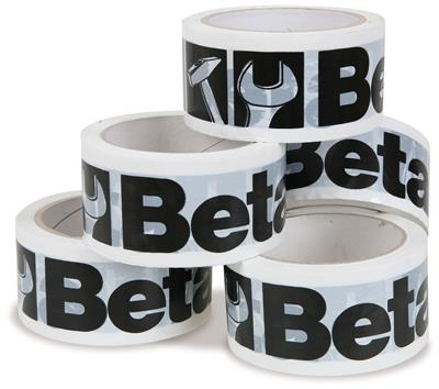 36 ROLLEN OF PLAKBAND MET BETA LOGO.WIT